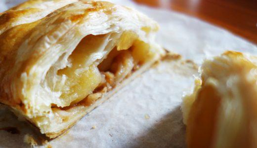 冷凍パイシートでアップルパイを作る話
