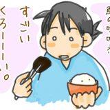 今井食堂さんで真っ黒の鯖の味噌煮-上賀茂神社-