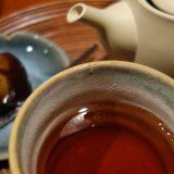 一保堂茶舗さんの喫茶室「嘉木(かぼく)」さんでお茶。