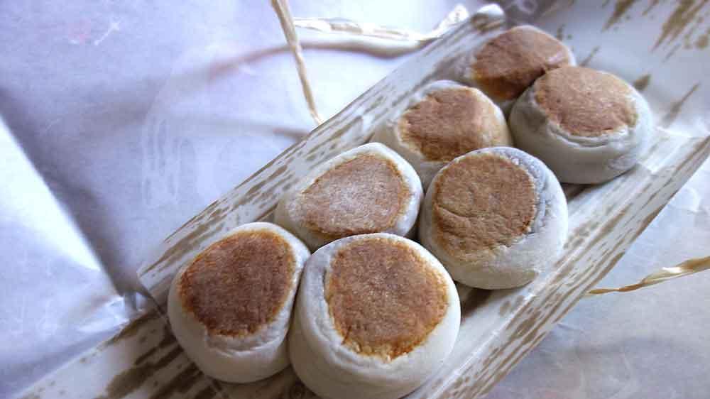 神馬堂の焼き餅 一つ130円